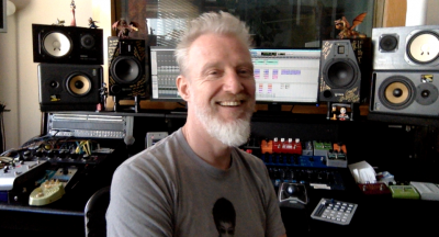 Chris Barron at Hookist smiling
