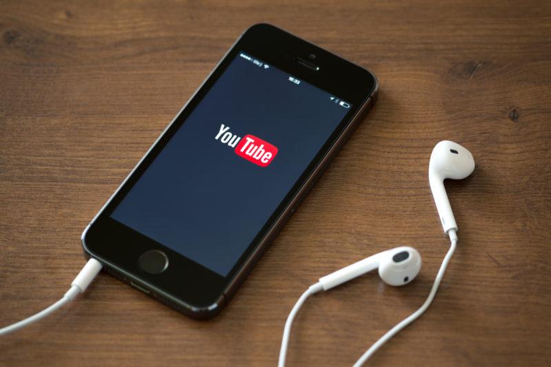 YouTube music marketing